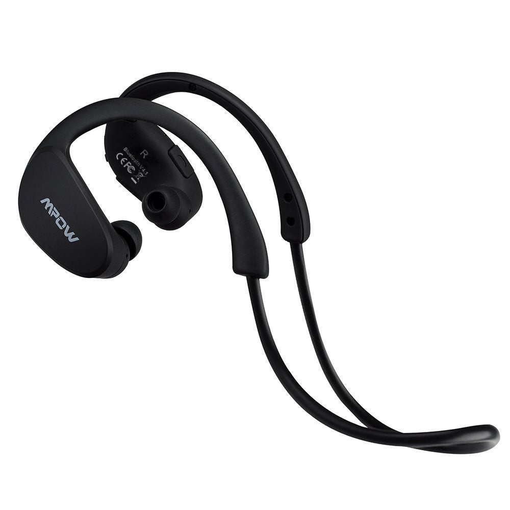 Mpow Cheetah Bluetooth Earphones ~ Black