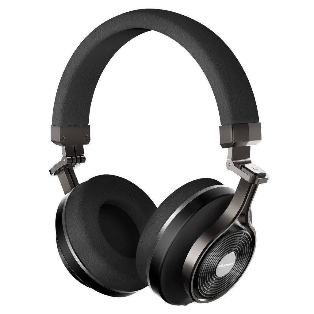 Bluedio T3 Bluetooth Headphones ~ Black