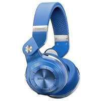 Bluedio T2S Bluetooth Headphones~Blue