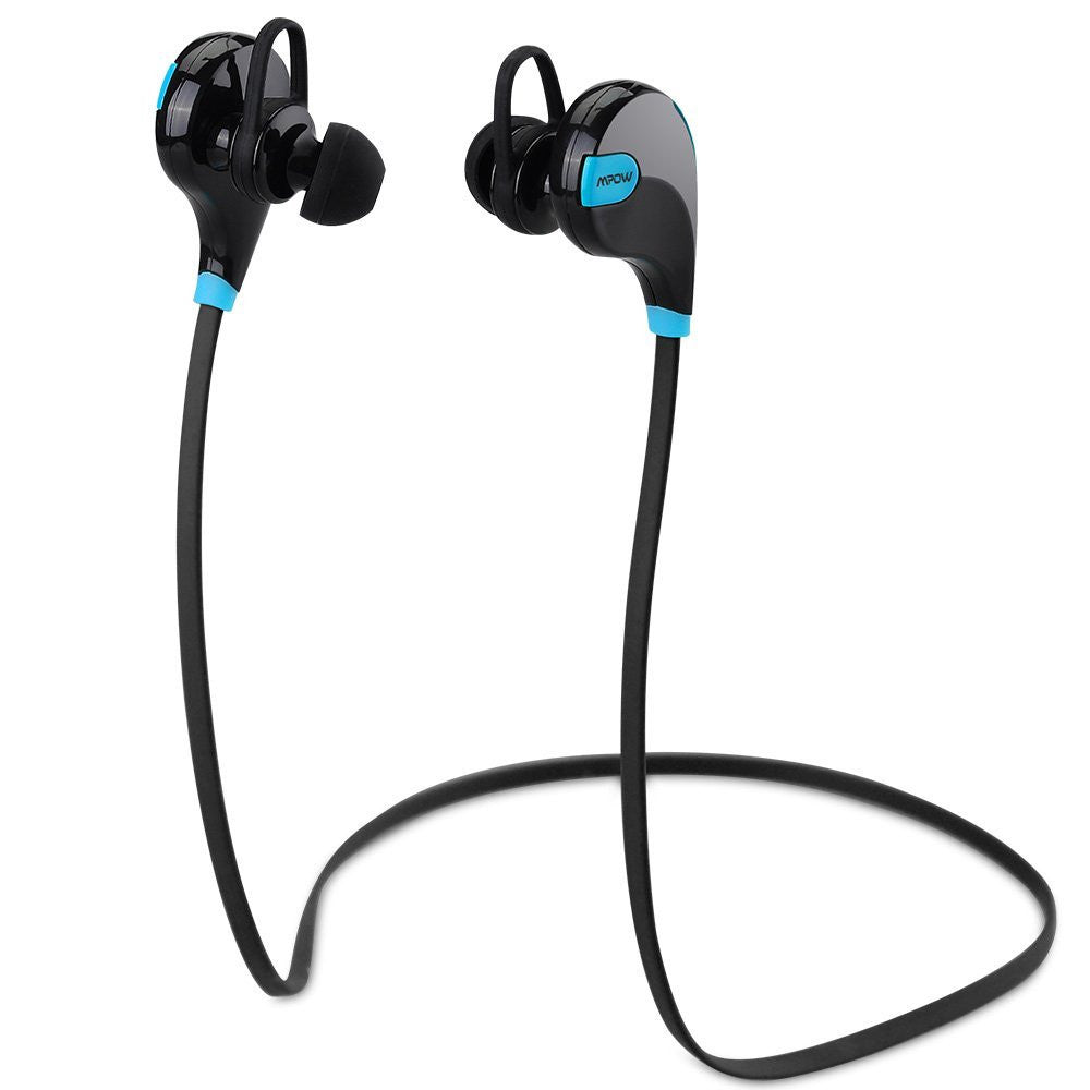 Mpow Swift Bluetooth Earphones ~ Blue
