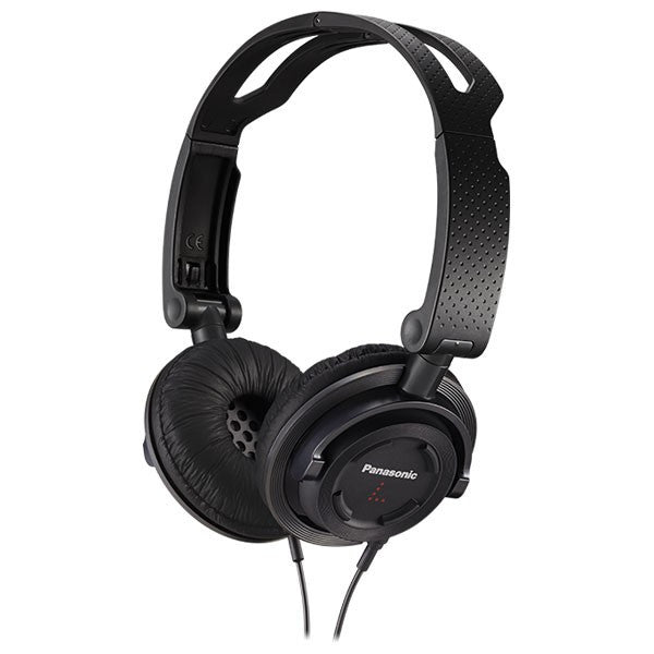 Panasonic RP-DJS150 DJ Headphones ~ Black