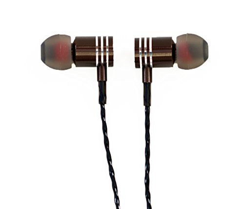 Rock Jaw Hydra v2 Anodised Aluminium Earphones