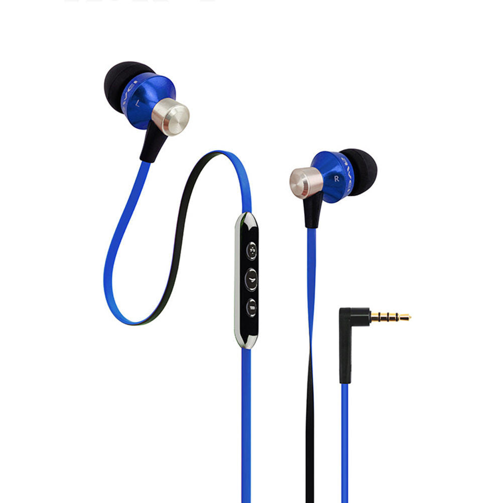 Awei TE850vi Earphones Blue