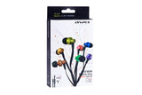 Awei ES900i Black Earphones with Mic