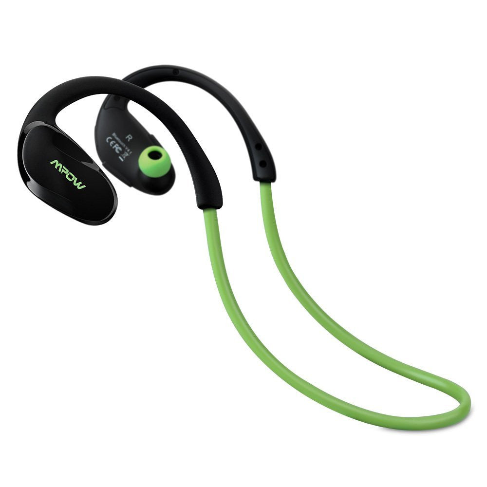 Mpow Cheetah Bluetooth Earphones ~ Green