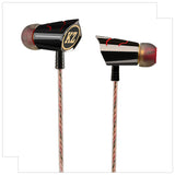 Knowledge Zenith ED8 Earphones ~ Red