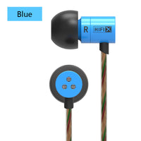 Knowledge Zenith HDS1 Earphones ~ Blue
