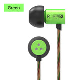 Knowledge Zenith HDS1 Earphones ~ Green