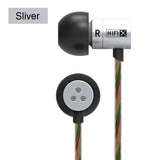 Knowledge Zenith HDS1 Earphones ~ Silver