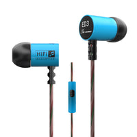 Knowledge Zenith ED3c Blue with Mic