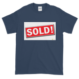 Rockit Vibes Sold! Short-Sleeve T-Shirt