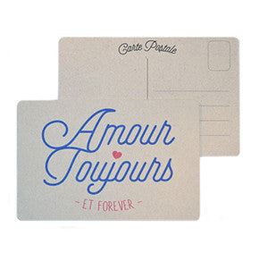 Carte Amour  • Charlie's Dream