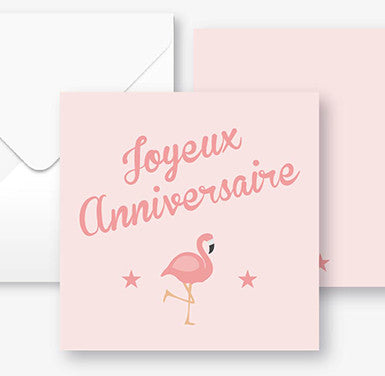 Carte Flamand Rose • Mariotte
