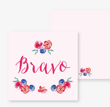 Mini Carte Bravo • Mariotte