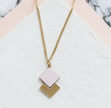 Collier Prisma Rose • Shlomit Ofir