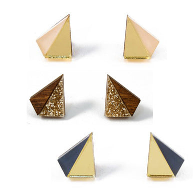Boucles Pyramide • Wolf & Moon