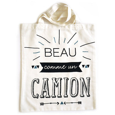 Tote BAG Camion • Charlie's Dream