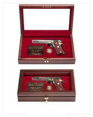 Single Pistol Display Case