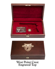 West Point Class of 1968 Engraved West Point Crest