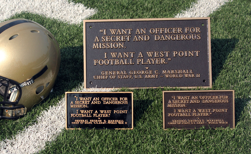 07b96eaed55 I want a West Point Football Player.