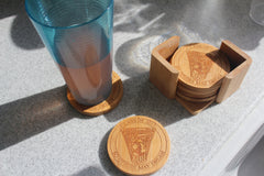 West Point Class Coaster Set - Class of 2017