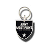 New Army West Point Club Sports Shield Key Chain