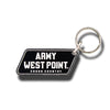 New Army West Point Varsity Sports Oblong Key Chain