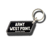 New Army West Point Club Sports Oblong Key Chain