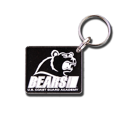 CGA Bears Key Chain