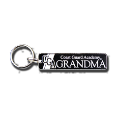 Coast Guard Academy Grandma Key Chain