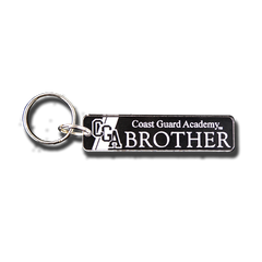 Coast Guard Academy Brother Key Chain