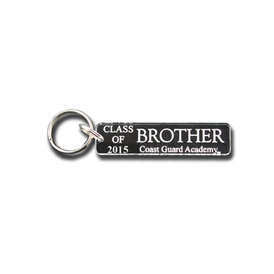 USCGA ÌÕClass of 2015ÌÒ Brother Key Chain