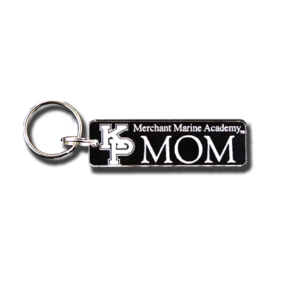 "USMMA ""KP"" Mom Key Chain"