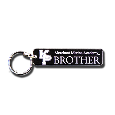 "USMMA ""KP"" Brother Key Chain"