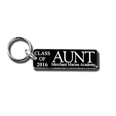 USMMA ‰ÛÏClass of 2016‰۝ Aunt Key Chain