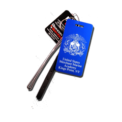 Merchant Marine Academy Seal Small Luggage Tag