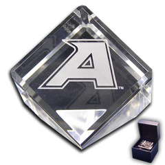 "Army Swiss ""A""  Paperweight"