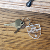 New Army West Point Varsity Sports Shield Key Chain