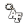 "Air Force Academy ""AF"" Logo Key Chain"