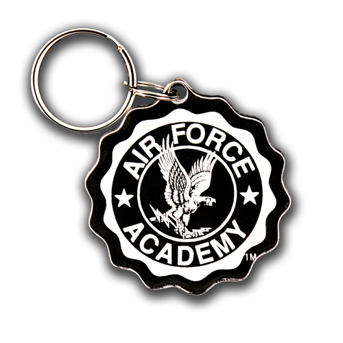Air Force Academy Seal Key Chain