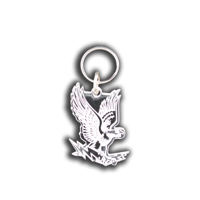 Air Force Academy Flying Falcon Key Chain