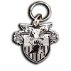West Point Crest Key Chain