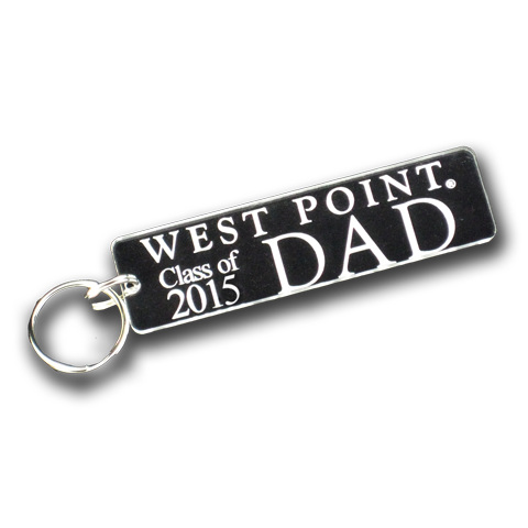West Point Class of 2015 Dad Key Chain