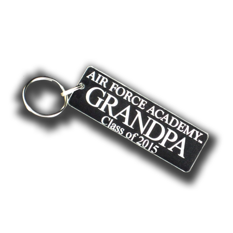 Air Force Academy Class of 2015 Grandpa Key Chain