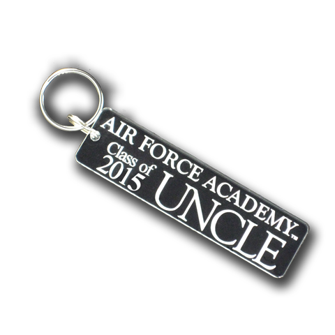 Air Force Academy Class of 2015 Uncle Key Chain