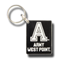 "Army West Point ""A"" Keychain"