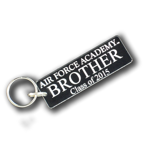 Air Force Academy Class of 2015 Brother Key Chain