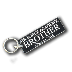 "Air Force Academy ""Class of ...."" Brother Key Chain"