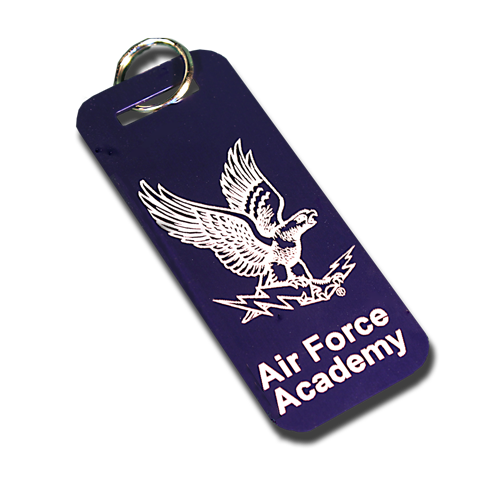 Small Air Force Academy Luggage Tag