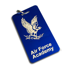 Air Force Academy Small Luggage Tag